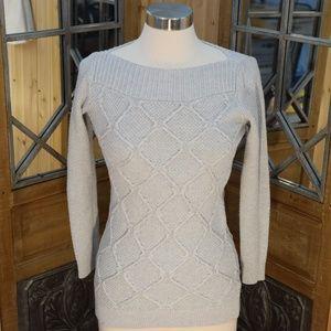 Loft Grey Sweater